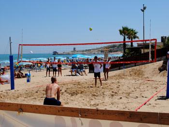 Beach Volley Vieste