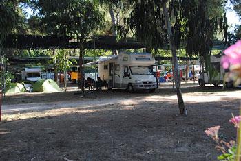 campeggio vieste